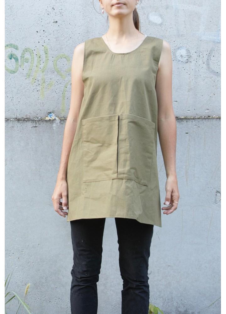Фартук-платье влагозащитный