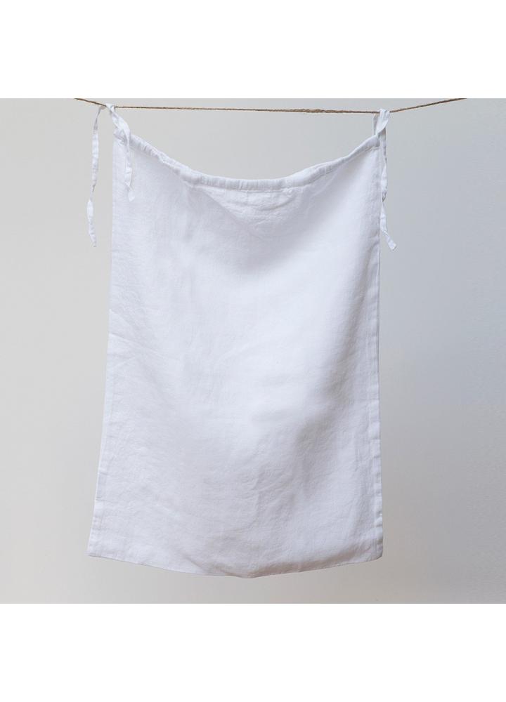 Льняной мешочек для белья