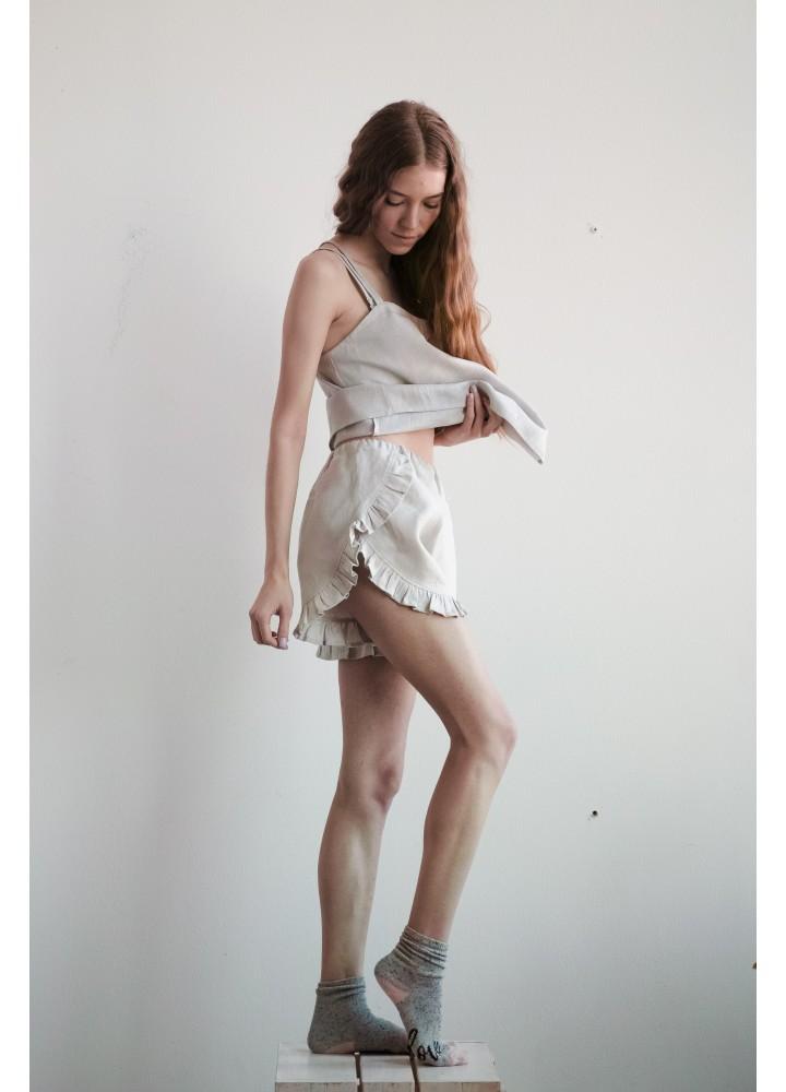 """Пижама из льна """"Лето"""""""