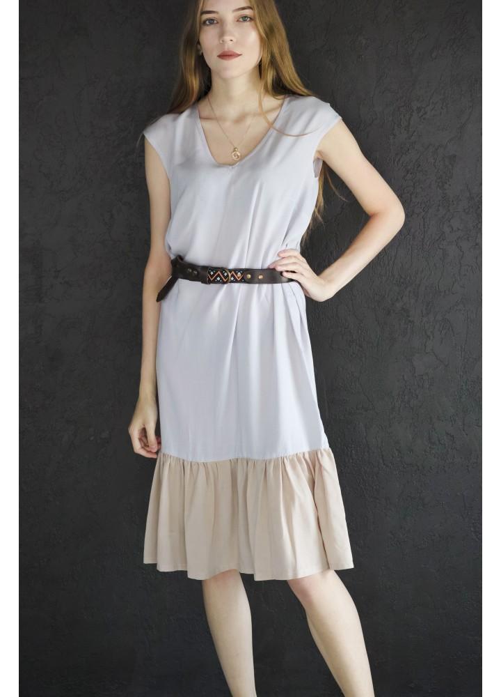 Нижнее платье из вискозы